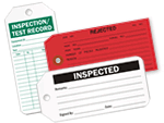 All Inspection Tags