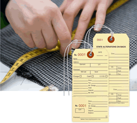 Alteration Tags for Stores