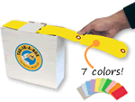 Color-Coded Tag-in-a-Box