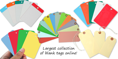 Blank Tags