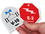 Energy Source Identification Tags