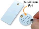 Aluminum Tags | Dead-Soft Metal Tags