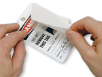 Self-Laminating Lockout Tags