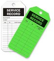 Service Record Tags