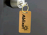 Custom Brass Key Chain Tags