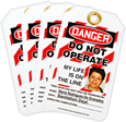 Create Custom Safety Tags in Easy Steps