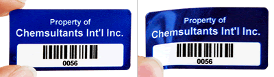 Asset Identification Tags