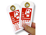 Fire Hose Inspection Tags