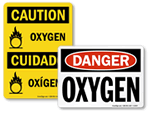 Oxygen Signs