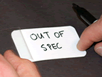 Blank Self-Laminating Labels