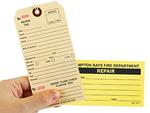 Custom Repair Tag for Stores