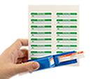Handy Rework / Repair QC Labels