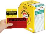 Service Record Tags
