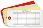Table Style Custom Inspection Tag