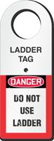 Ladder Status Tag Holder