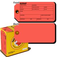Scrap Tag-in-a-Box with Fiber Patch