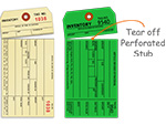 1-Part Inventory Tags