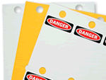 Blank Laser & Ink Jet Printable tags
