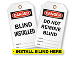 Blind Penetration Tags