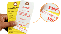 Custom Perforated Tag Quoter