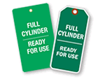 Full Cylinder Tags