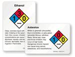 Pre-printed NFPA Labels