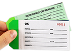 Multi-Part Repair Tags