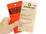 Huge Library of Repair Tags