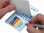 Right To Know Self-Laminating Tags & Labels