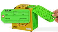 Tag-in-a-Box Repair Tag
