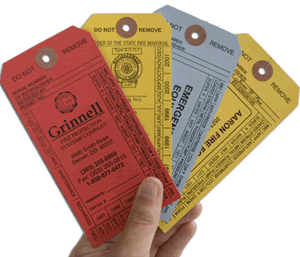 Universal Fire Tags