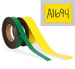 Colored Magnetic Rolls