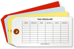 Table Style Custom Inspection Tag