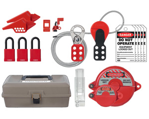 Electrical and Valve Toolbox Kit