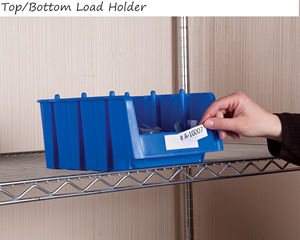 Top/Bottom Load Holder