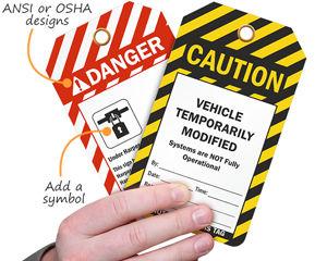 ANSI or OSHA Designs