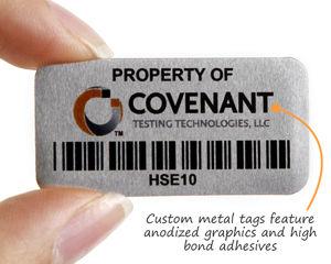 Custom Metal Tag