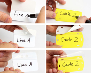 Fiber Optic Markers