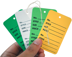Garment Tags Price And Clothing