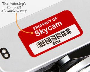 Metal Aluminum Tag