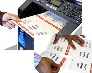 Laser Printable Tags