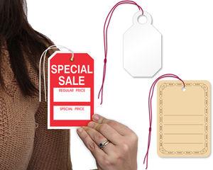 Retail Pricing Tags