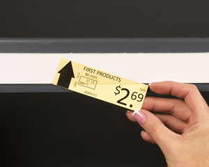 Warehouse Tags & Label Holders