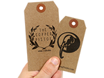 Custom Recycled Tags