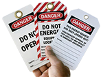 Looking for Do Not Operate Tags?