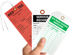Looking for Inspection Tags?