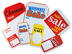 Looking for Sale Price Tags?