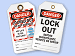 More Lockout Tags