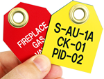 Looking for Plastic Valve Tags?