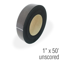 Plain Magnetic Roll Stock, 1 in. x 50'